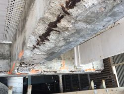 What is Spalling Concrete? Their Causes and Repair