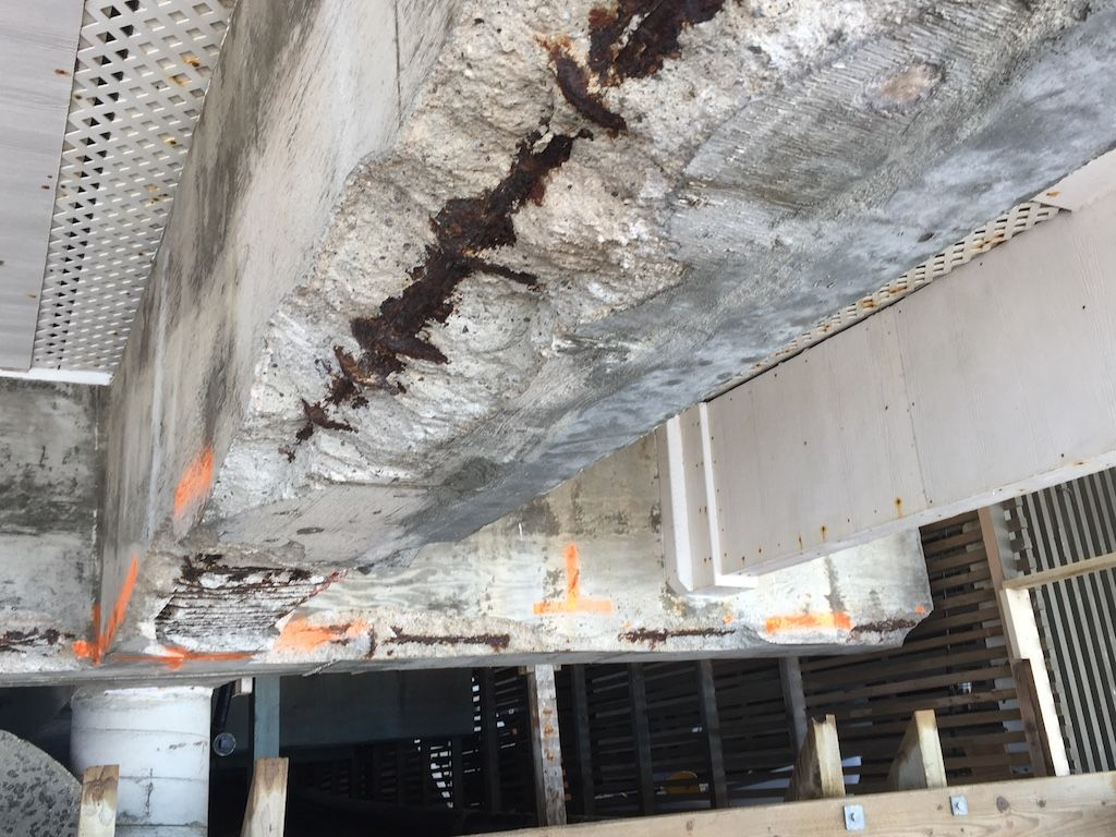 What Is Spalling Concrete Their Causes And Repair