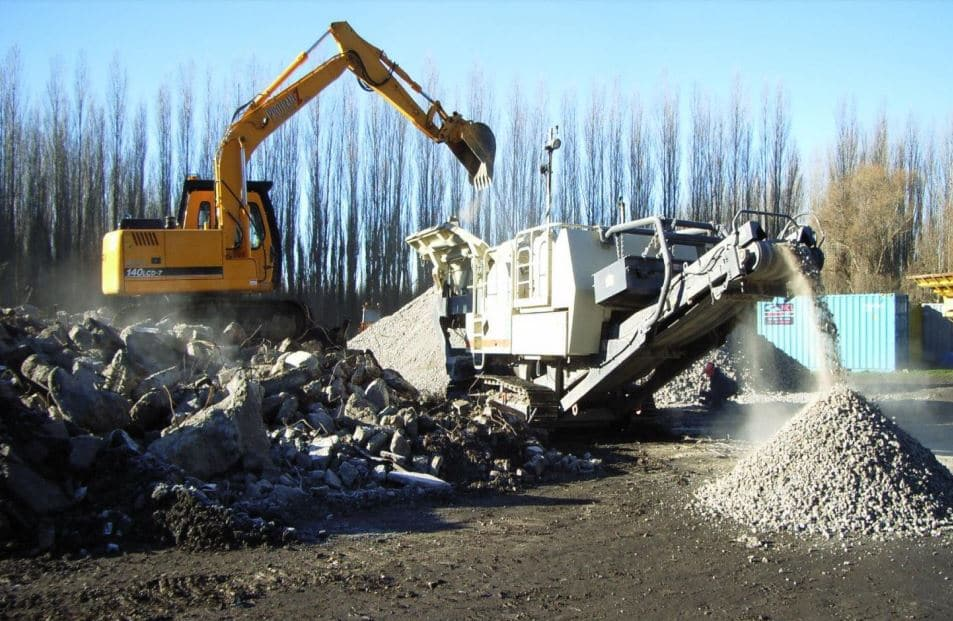 Crushed Concrete Aggregates - Properties and Uses of