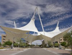 Tensile Fabric Structures – Properties, Types and Advantages