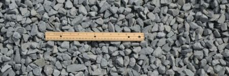 Size of Crushed Concrete Aggregate