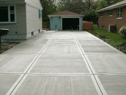 Concrete Driveway Construction Process – Advantages