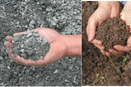 Differences Between Coarse-Grained and Fine-Grained Soil