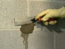 Concrete Repair by Dry Pack Mortar Method
