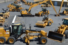 16 Types of Heavy Equipment Used in Construction