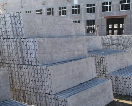 Hollow Precast Concrete Floor