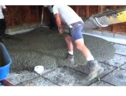How to Pour New Concrete Over Old Concrete Surface?
