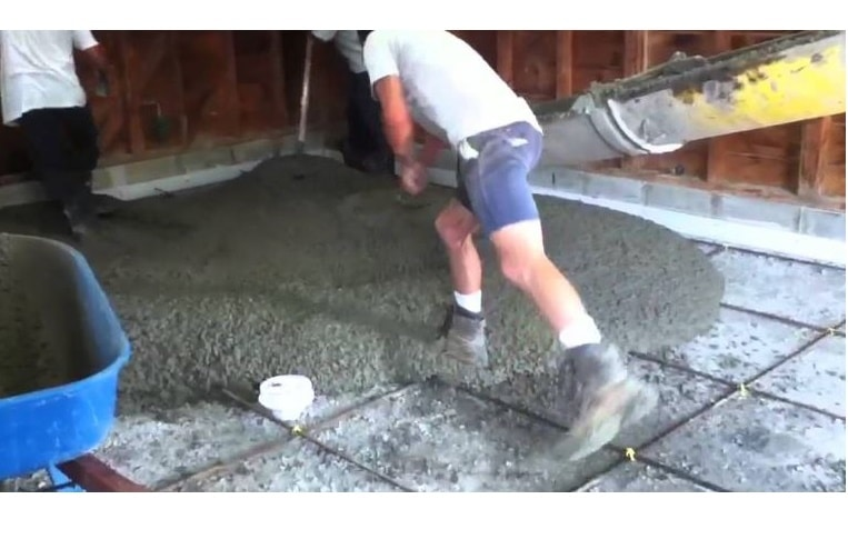 How To Pour New Concrete Over Old Surface