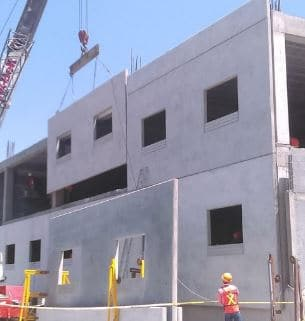 Methods of Precast Concrete Constructions