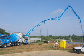 Concrete Pumps – Types and Selection