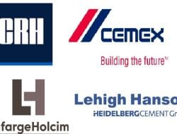 10 Largest Cement Companies in the USA