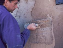 Work Procedure of Plastering on Masonry Surfaces