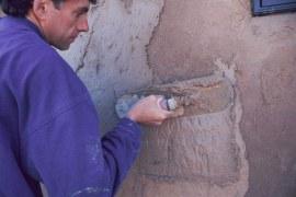 Work Procedure of Plastering on Masonry Surfaces