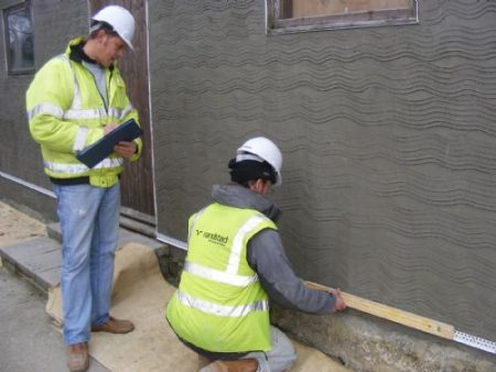 Plastering Work
