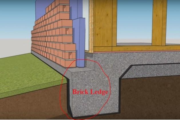 Brick Ledge – Design and Construction Procedure