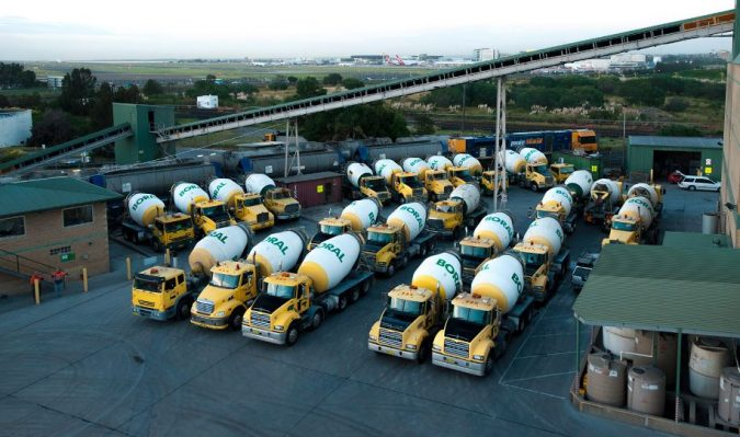 Concrete Batching Trucks