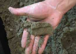 Weight of Sand, Cement and Water for Mortar Mix Ratio 1:3
