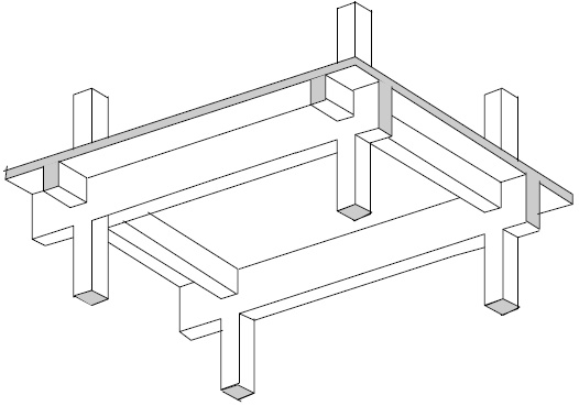Two-way Slab on Beams