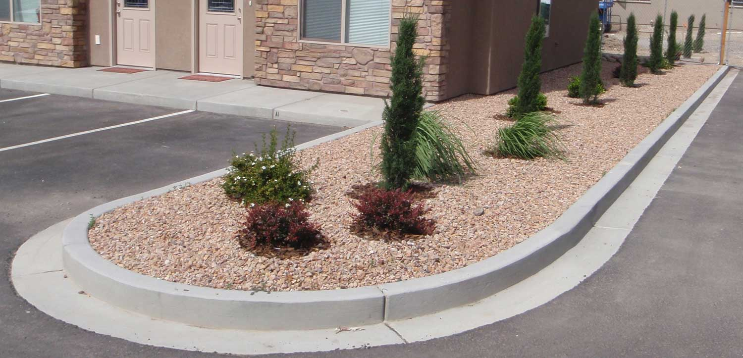 Curb And Gutter Types Construction And Advantages