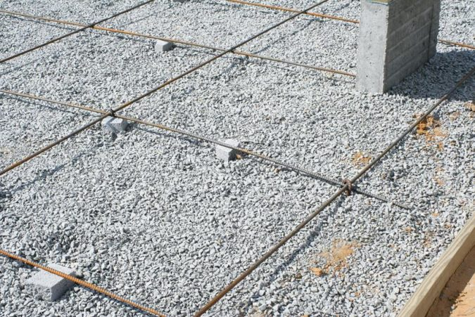 Garage Concrete Floor Slab - Construction, Thickness and Cost