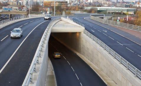 Highway Underpass