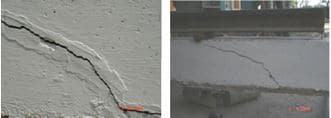 Repair Cracks in Reinforced Concrete Beams using Polymer Modified Mortar
