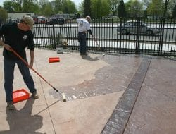 Water Versus Solvent Based Concrete Sealers