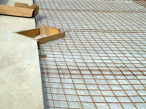 Welded Wire Mesh For Concrete | Welded Wire Fabric Concrete