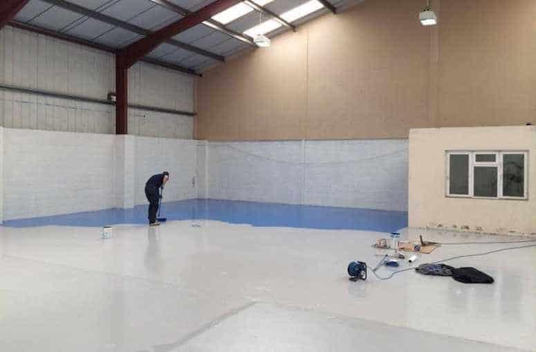 How To Stop Moisture In Concrete Floor