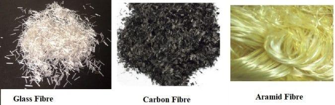 Glass, Carbon, and Aramid Fibre
