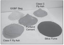 Supplementary Cementitious Materials