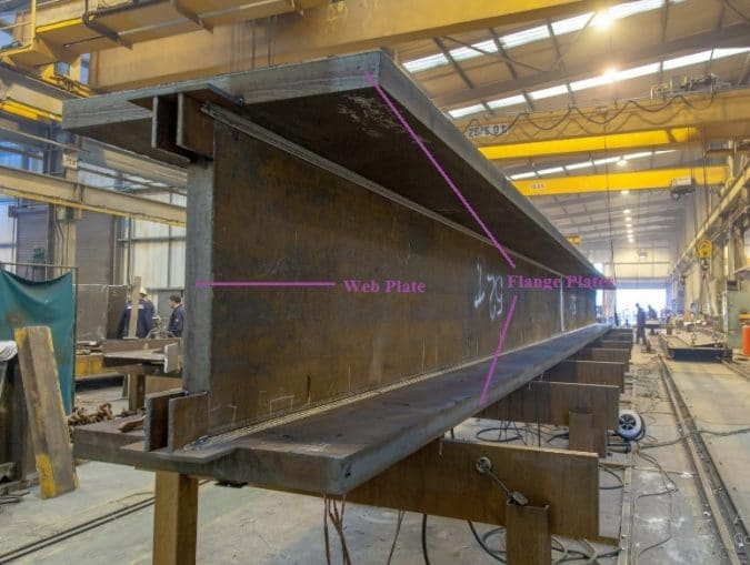 Plate Girder and Its Components - Orazio it