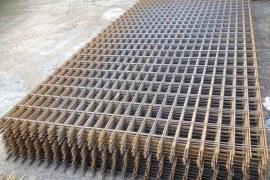 Welded Wire Fabric Concrete