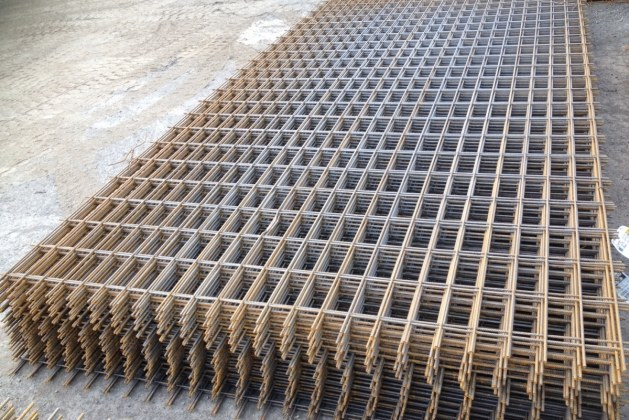 Welded Wire Fabric Concrete