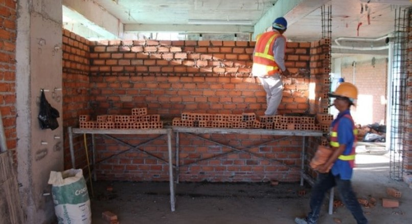Specifications of Brickwork in Superstructure