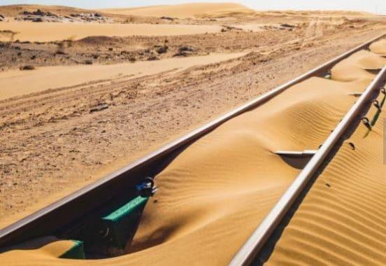 Sand Ballast