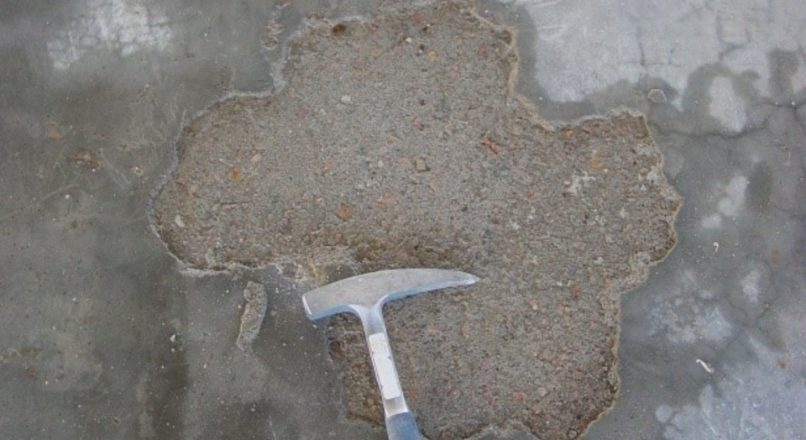 Concrete Delamination- Causes, Effects, and Precautions