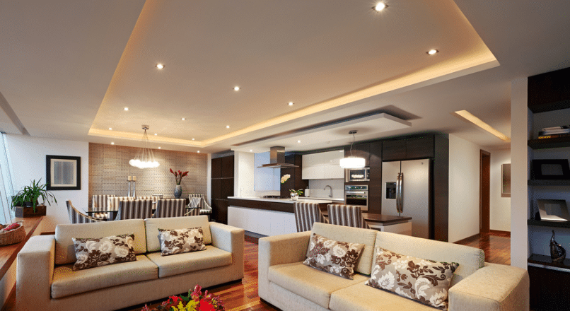Recessed Lights– Features and Advantages