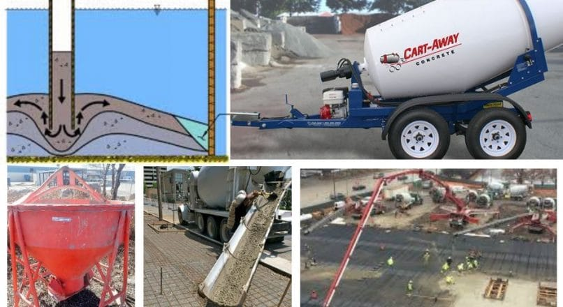 Concrete Transfer and Placement Equipment-Practical Consideration