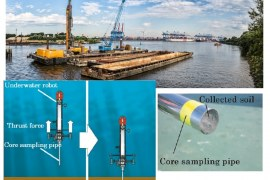 Underwater Soil Sampling- Equipment Types and Applicability