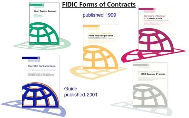 Forms of FIDIC Contracts