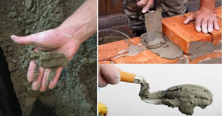 Mortar in Brickwork Construction