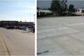 Concrete Pavements for Car Parking – Features and Construction