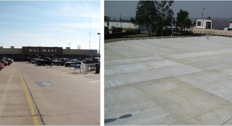 Concrete Pavements for Car Parking – Features and Construction