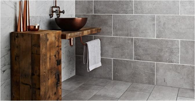 Porcelain Tile Flooring; Image Courtesy