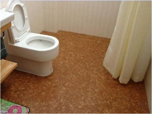 Cork-Flooring-for-Bathroom