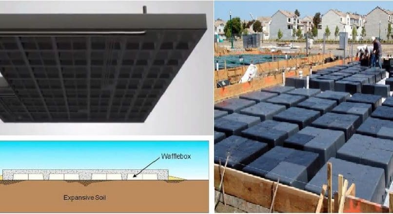 Waffle Slab Foundation — Features and Construction Details