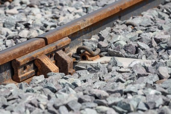 Basalt and Trap as Railway Ballast