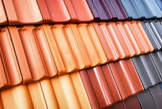 Glazed Clay Tiles