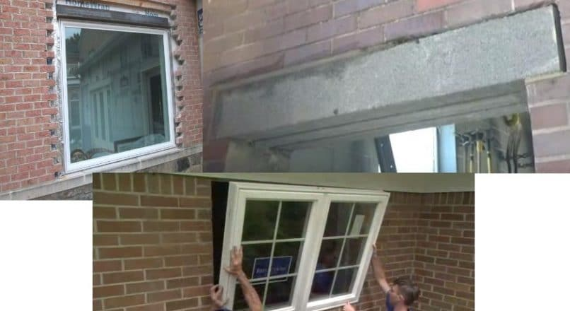 Installation of Windows in Brick Masonry Walls